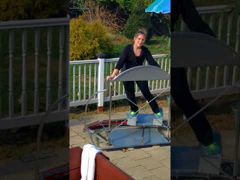 Simulated Ski Motion Machine