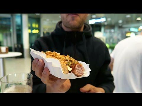 The best hotdogs in Helsinki