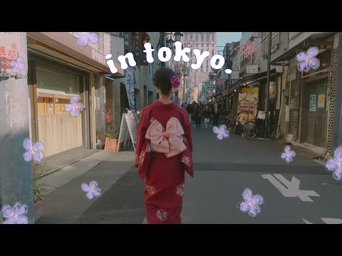 A WEEK IN JAPAN 🌸// lots of food + thrifting