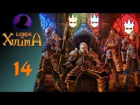 Let's Play Lords Of Xulima - Ep. 14 - Down The Rabbit Hole!