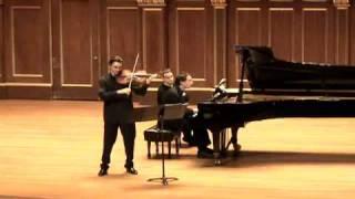 Vieuxtemps Viola Sonata - Dimitri Murrath & Vincent Planès (1st mvt)