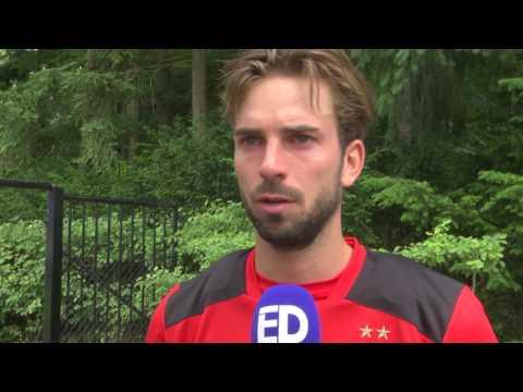 Davy Pröpper kan zich voor alle wedstrijden opladen
