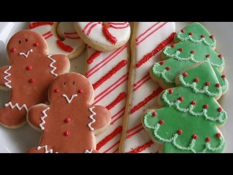 Nina's Cooking Corner  - Soft Christmas Cookies