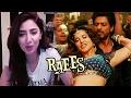 Mahira Khan PRAISES Sunny Leone's LAILA Song - RAEES