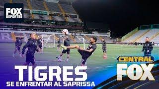 CONCACAF: Tigres ya está en Costa Rica