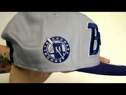 NEW ERA SNAPITBACK BROOKLYN DODGERS TEAM