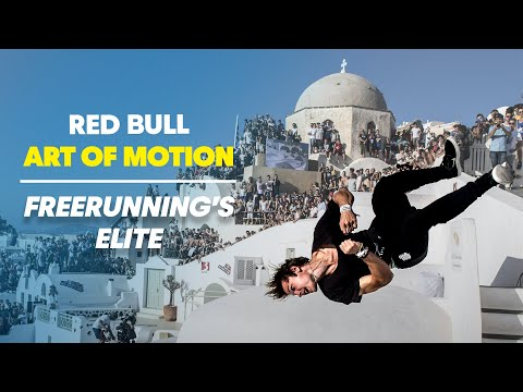 Freerunning's Elite Hit the Rooftops to Prepare for Art of M