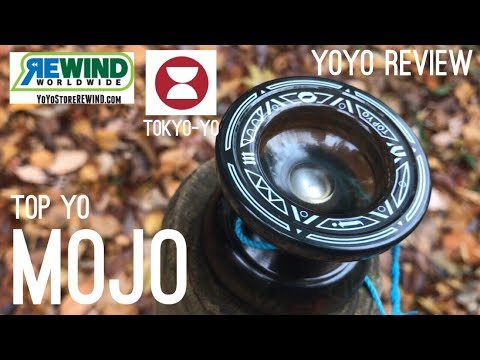 [Yo-Yo] Top Yo - Mojo Review by TokYo-Yo