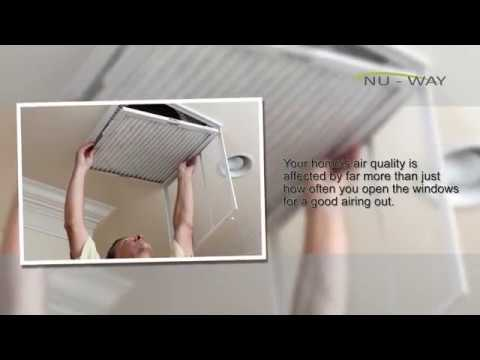Reduce Allergens with Air Duct Cleaning in Michigan | NuWayCarpetCleaning.com