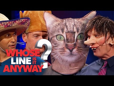 The Best Questions With Hats | Whose Line Is It Anyway?