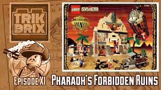 LEGO 5988 Pharaoh S Forbidden Ruins VINTAGE REVIEW Adventurers Retrospective Ep 11