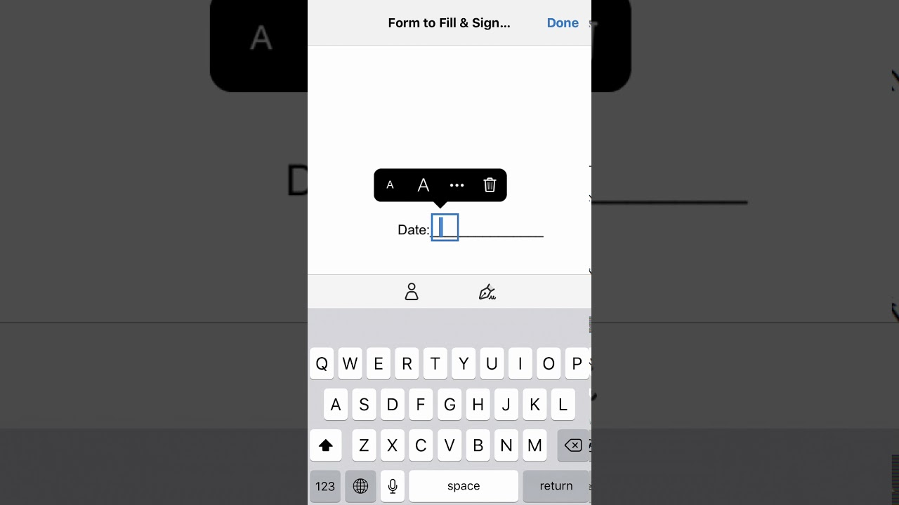 Adobe Fill & Sign App for Mobile Devices: Sign PDFs without Printing!