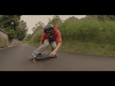 French Riders In Grenoble (freebord)