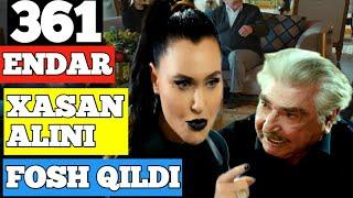 Qora Niyat 361 qism uzbek tilida turk film кора ният 361 кисм