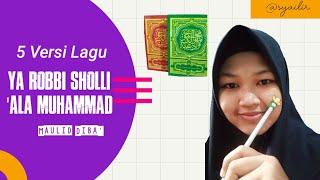 "Download 5 Versi ""Ya Robbi Sholli 'Ala Muhammad""| Sholawat Diba'"