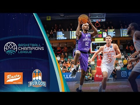 Rasta Vechta V San Pablo Burgos – Highlights – Basketball Champions League 2019-20