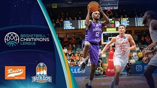 Rasta Vechta v San Pablo Burgos - Highlights - Basketball Champions League 2019-20