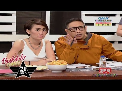 Bubble Gang: Literally invisible man