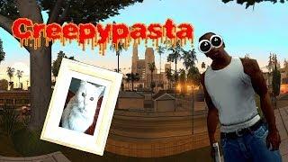 Creepypasta De CJ Y Su Gato GTA San Andreas | ELestebanGMR | YouTube | OFICIAL |