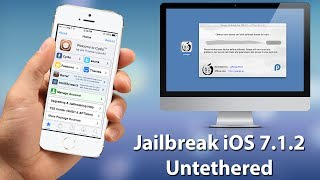 Jailbreak iOS 7.1.2 Untethered with Pangu Mac/Win - All iOS Devices!