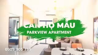Căn hộ Mẫu Parkview Bình Dương (2 phòng ngủ / 68 m2)