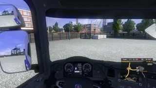 Euro Truck Simulator 2 НАЛАШТУВАННЯ КПП