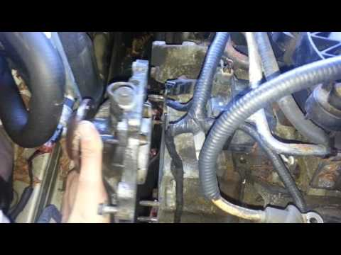 sealing trick replacing water pump 02 Ford windstar 3.8l v6