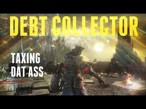 Dark Souls 3 - The Debt Collector - Pay Your Ember Debts or ELSE!