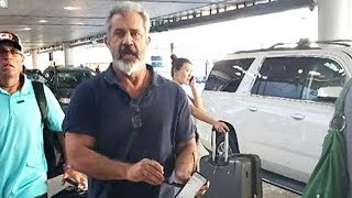 Mel Gibson Is Wished A Happy Father