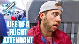 I GAMBLED & I LOST | THE LIFE OF A FLIGHT ATTENDANT Ep.34