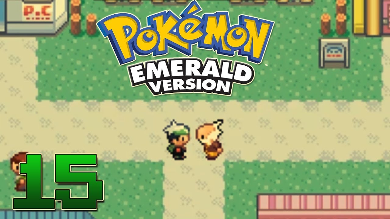 Lets play pokemon emerald part 15 new mauville youtube lets play pokemon emerald part 15 new mauville sciox Choice Image