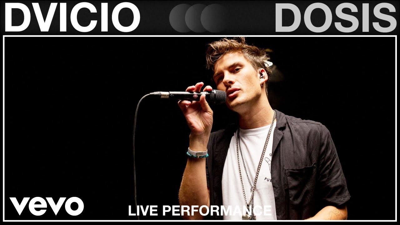 DVICIO - Dosis - Live Performance | Vevo