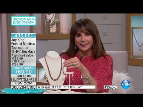 HSN | Mine Finds By Jay King Jewelry 02.11.2017 - 01 PM