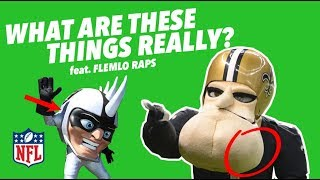 Critiquing EVERY NFL MASCOT - Secrets of the Masked Men