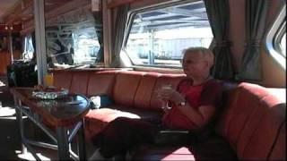 Desert Express Windhoek nach Swakopmund- der Wüsten Express