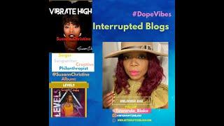 Suzann Christine #Singer #Philnathopist #EmpoweringVocalist #Music #Interview
