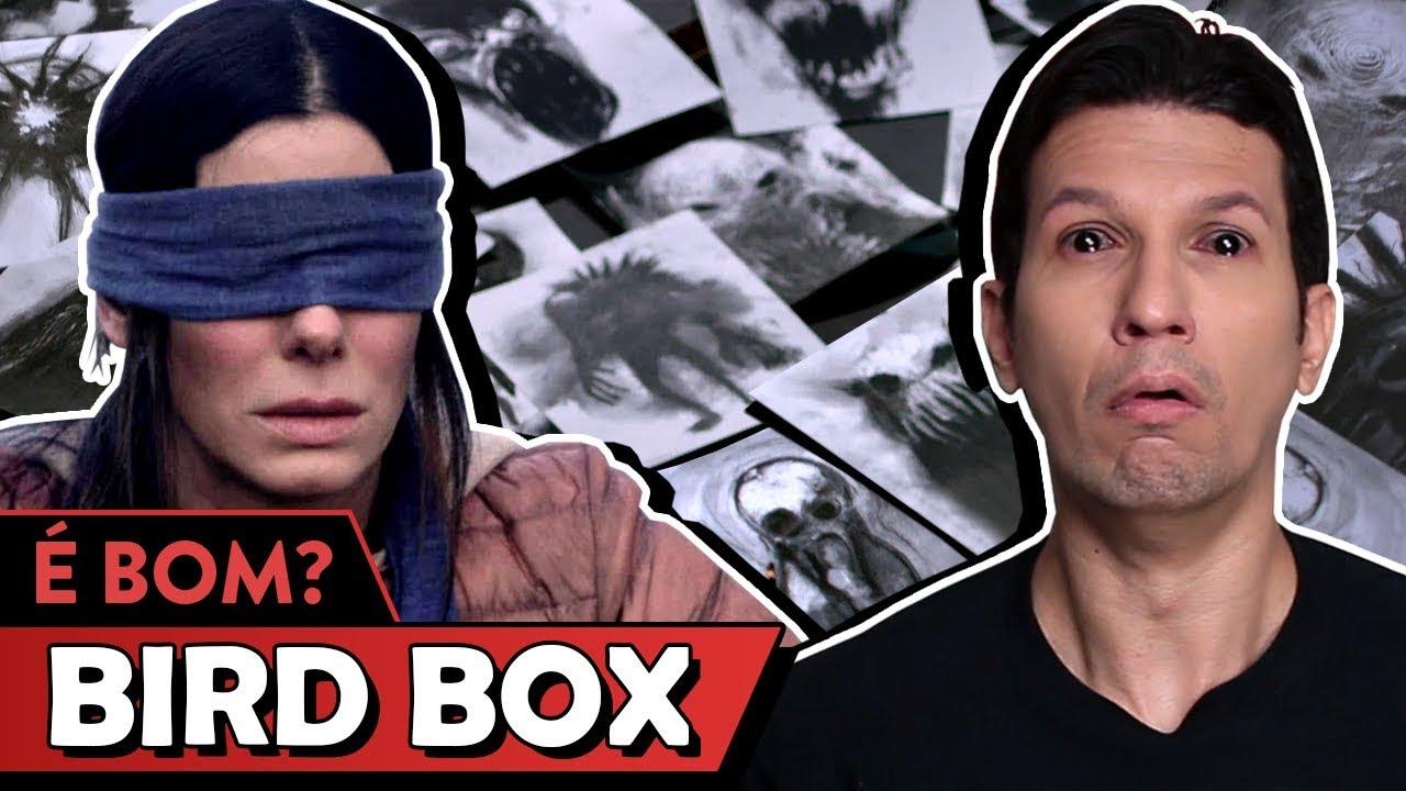 BIRD BOX é bom? - Vale Crítica Especial (desvendando segredos)