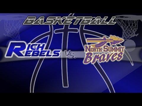 BASKETBALL: Lady Rebels vs North Summit Braves