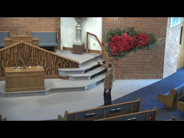The Need For A Savior - Barry Gilreath