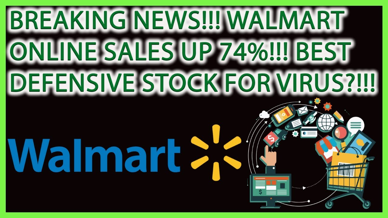 Walmart Earnings: U.S. sales jump 10%, boosted by 74% surge in ...