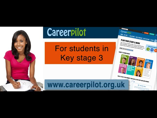 Choosing your GCSEs and planning ahead - how Careerpilot can help.