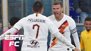 AS Roma vs. Genoa highlights: Edin Dzeko's goal helps visitors stay in top 4 | Serie A