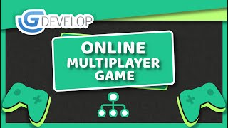 How to Create an Online Multiplayer Game in GDevelop 5 : Peer-to-Peer! [Easiest Way]