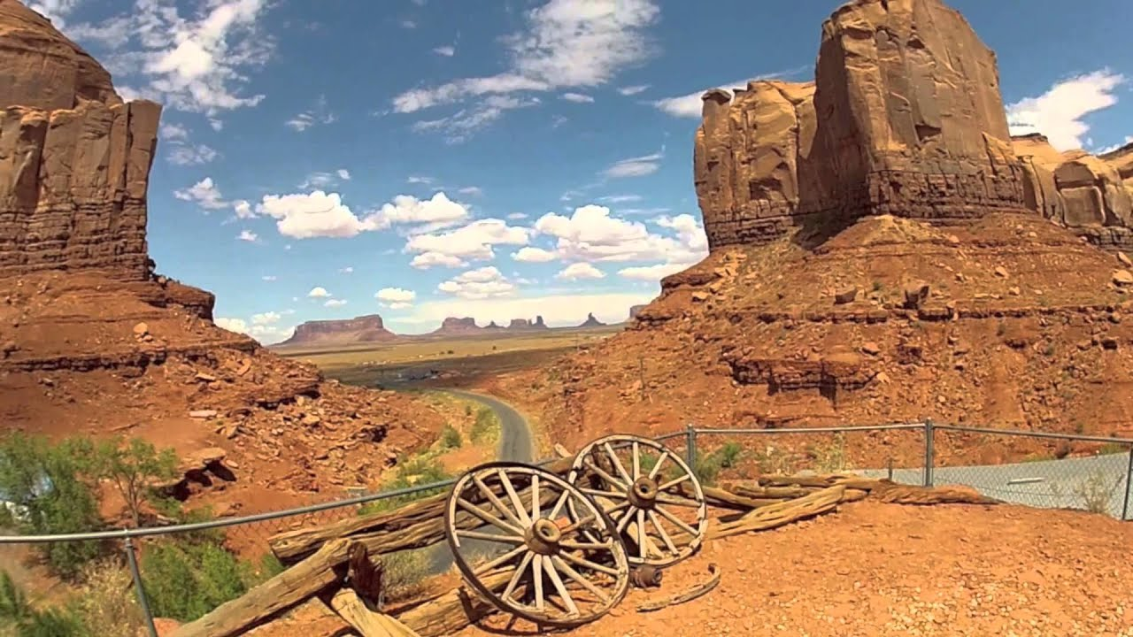 Harley Trip Route Grand Canyonmonument Valley YouTube - Road trip route 66 usa