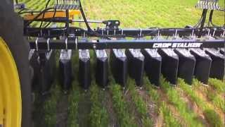 Crop Stalker High Accuracy Inter-row Shielded Sprayer by Southern Precision