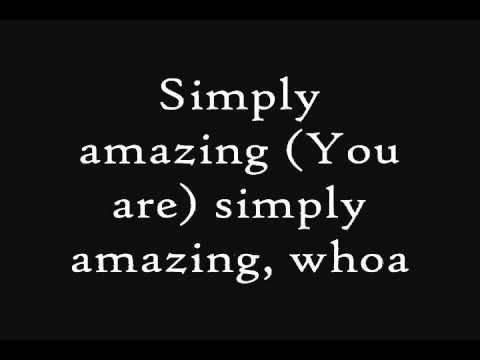 Trey Songz Simply Amazing Lyrics 2012