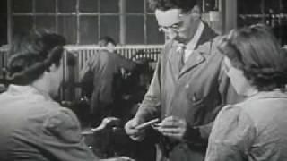 Problem: Hiring Women (1944 WW2 Period Propaganda)