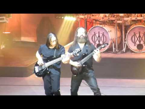 Dream Theater - Hell's Kitchen / The Gift of Music - live @ Samsung Hall, Zurich 03.02.2017