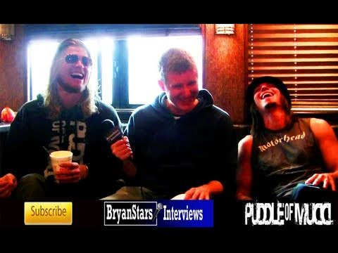 Puddle of Mudd Interview MUST SEE Wes Scantlin 2010