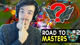 FINISHING MY SEASON 7 PLACEMENTS - Road to Masters #2 - League of Legends
